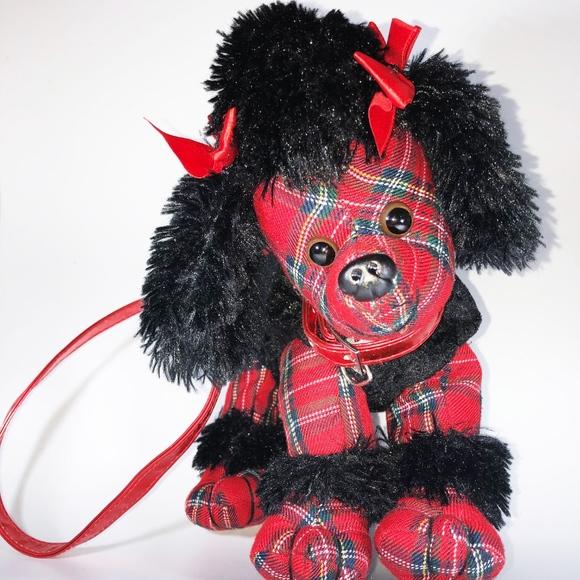 unknown Handbags - Plaid Poodle handbag